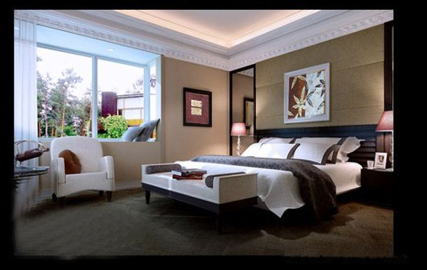 rich warm colors for a relaxing bedroom love the crown bedroom