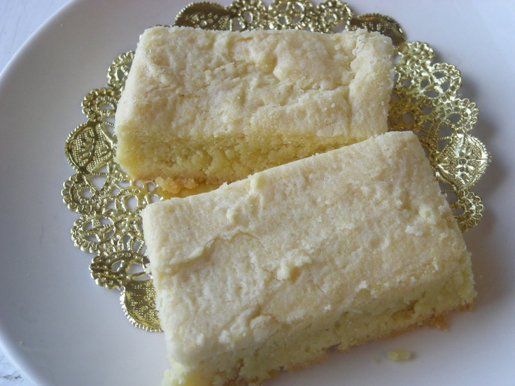 ... Trifle and Cats: Lemon Cornmeal Shortbread Cookies - Fine Cooking