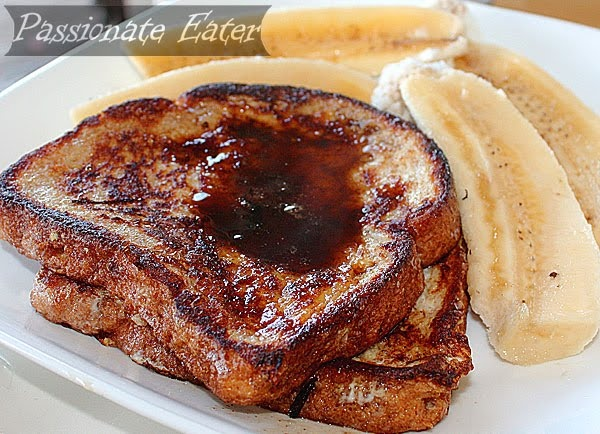 Bananas Foster French Toast | Breakfast/Brunch | Pinterest