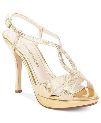 Caparros Shoes, Fairfax Evening Sandals - Evening & Bridal - Shoes