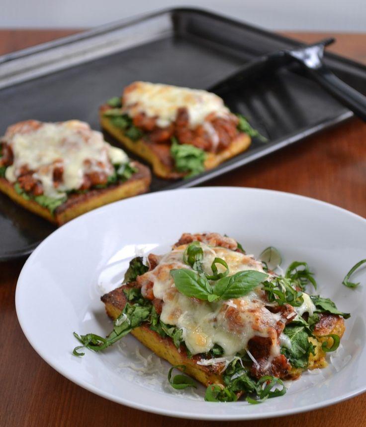 Polenta Lasagna - Megan M's favorite