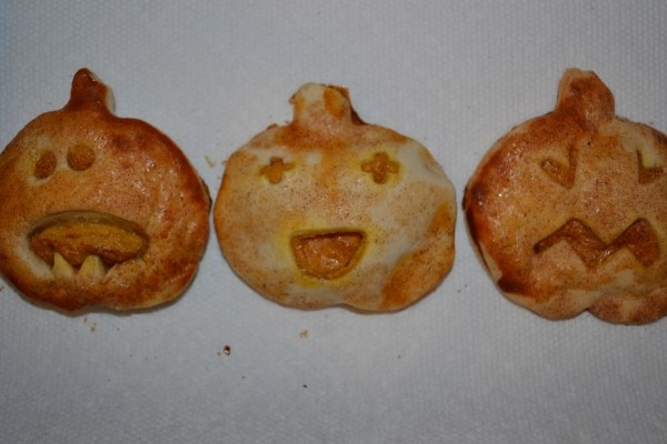 Pumpkin pie pockets | Recipes | Pinterest