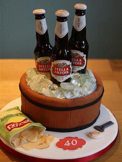 Men Birthday Cakes Ideas Pinterest  Party Ideas  Pinterest