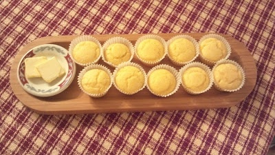 Martha White Mini Cornbread Muffins