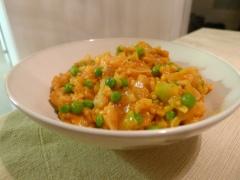 Jollof (West African Rice with Veggies) | F & B | Pinterest