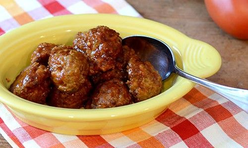 Cajun Meatballs from Feed Your Soul Too | For the Home | Pinterest