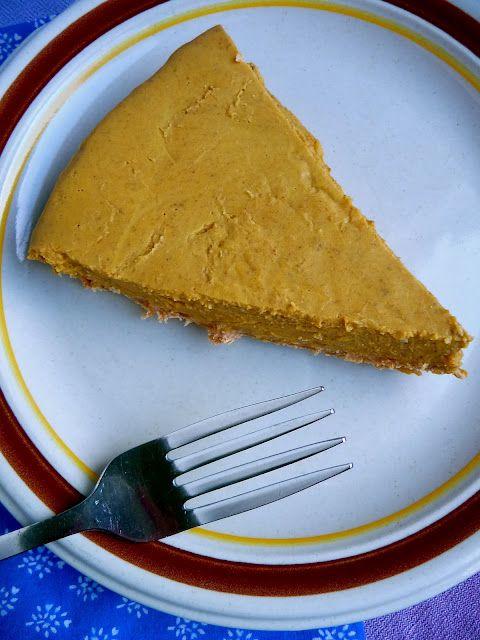 Squash Pie (Gluten-Free, Grain-Free, Nut-Free, Sugar-Free, Vegan)
