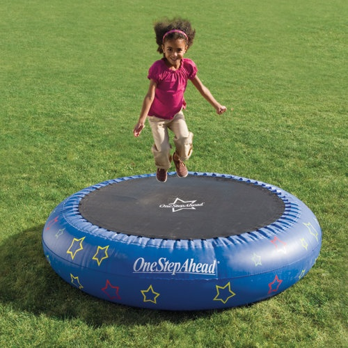 #OSATrampolinePool This would be great for endless summer fun! Swimmg during the day and jumping under the stars at night.