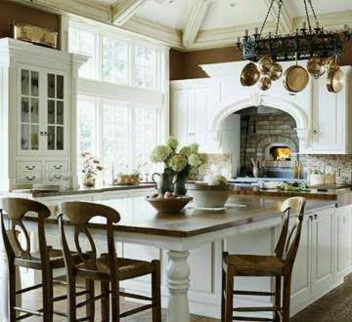 Kitchen dream For the Home Pinterest