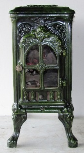 Antique French Stove Co for sale | Hearth~ fireplaces and stoves, etc