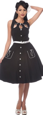 Retro 1950 s swing dresses for sale