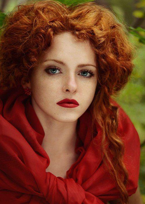Tumblr | Red hair beauty | Pinterest
