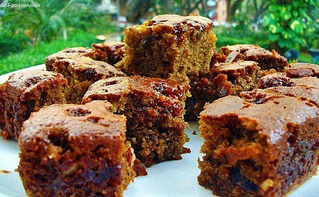 Aayi S Recipes Date Cake