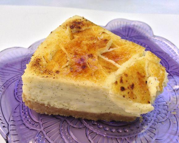 Crème Brûlée Cheesecake | recipes: high altitude recipes ...