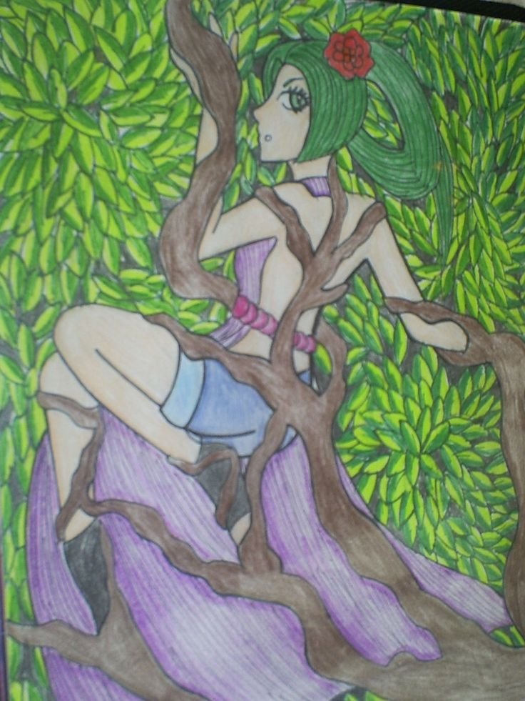 Anime+Mother+Nature | 100 theme challenge 22 mother nature by lady ...