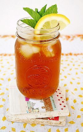 Culinary Word of the Day: Sweet Tea Vodka and Lemonade Going to Happy ...