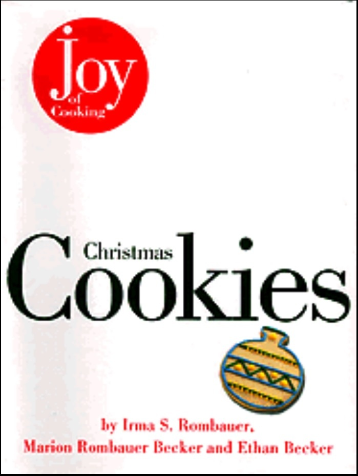 Joy Of Cooking All About Cookies Joy Of Cooking All Abt Cookies