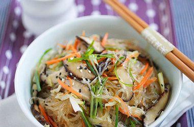 Vegetable Fried Noodles | Vegetarian | Pinterest