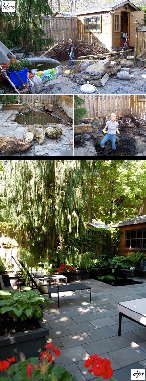 Viewalongtheway Backyard : backyards