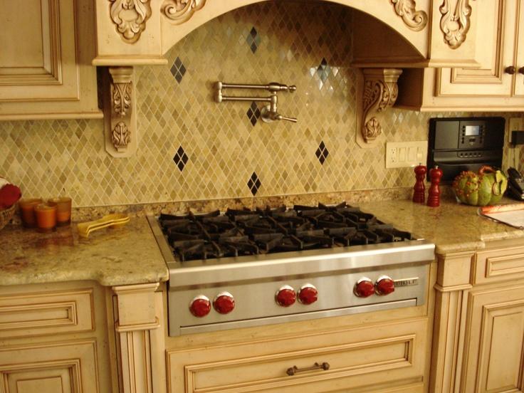 great backsplash kitchens baths pinterest