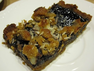 SheShe's Gluten Free: Blackberry and Almond Shortbread ~ Paleo ...