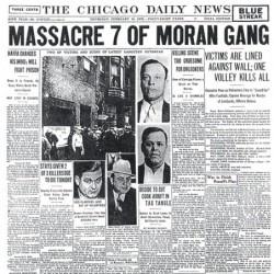 february 14 1929 valentine's day massacre