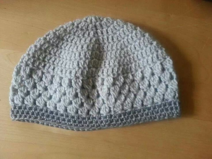 Crocheting Puff Stitch : Puff stitch crochet hat Crocheted items Pinterest