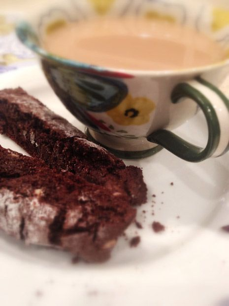 ... double chocolate quinoa brownies double chocolate breakfast brownies