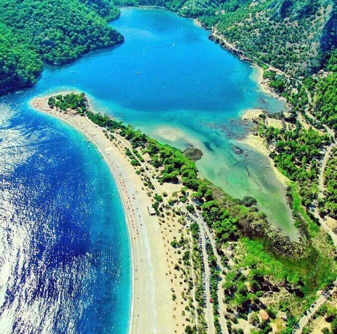 Ölüdeniz  Turkey - Love Fethiye  Pinterest