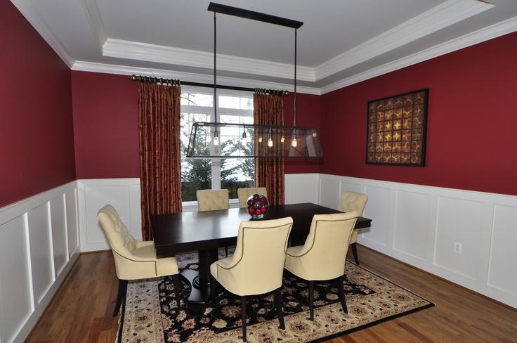 Dining room design ideas pinterest for Dining room ideas pinterest