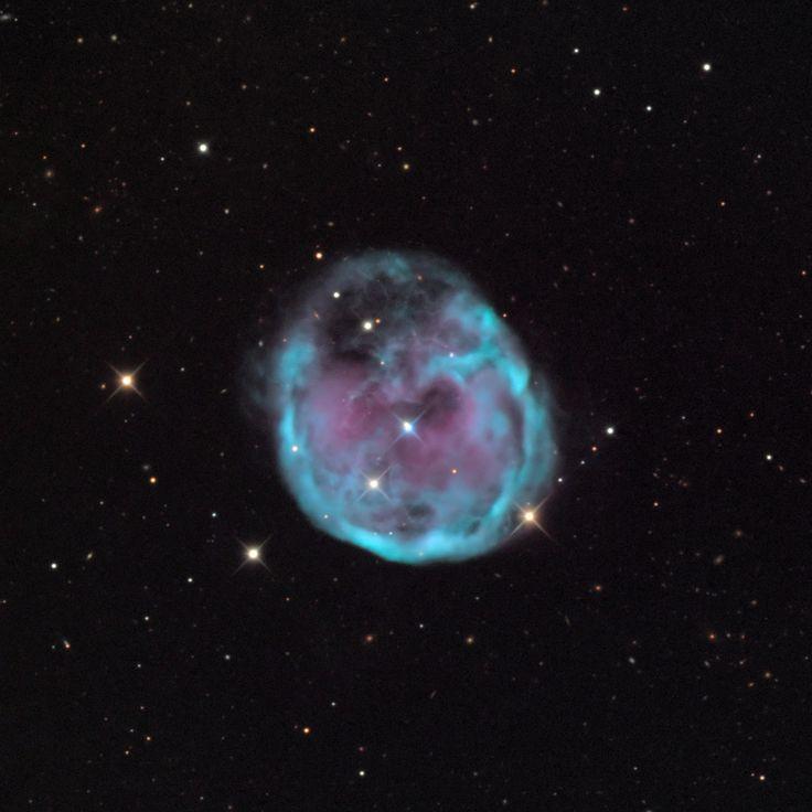 NGC 246 Nebulosa del Esqueleto