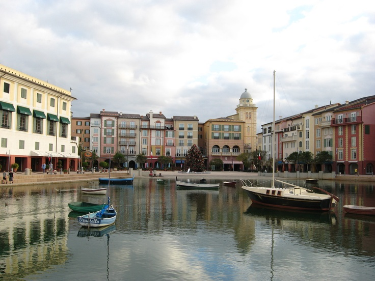 portofino bay hotel universal studios favorite places
