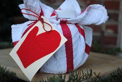 Making Lemonade: Homemade Christmas Gift: Hot Cocoa Kit