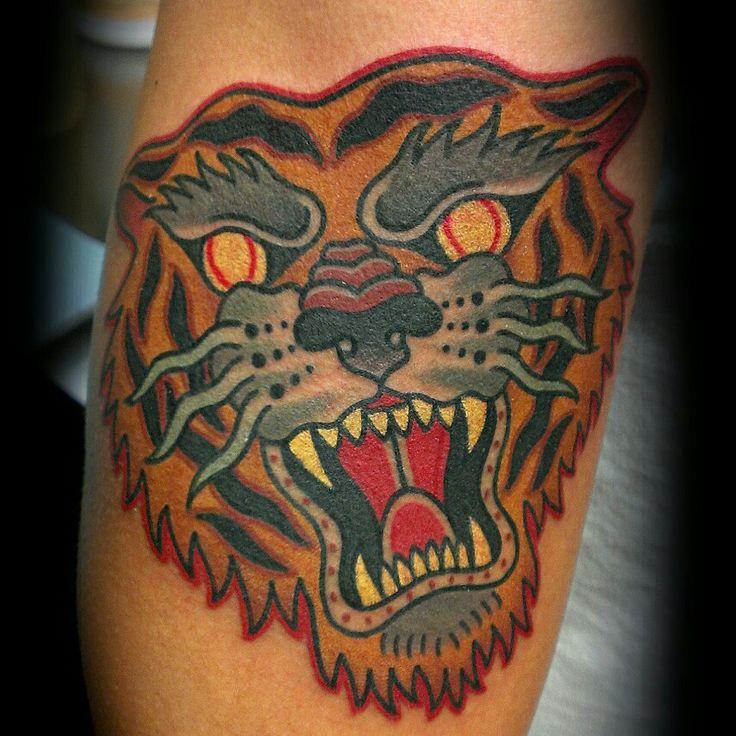 Japanese Tiger Head Tattoo Japanese Tiger Head Tattoos