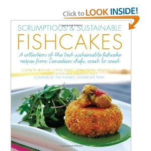 ... smoked line-caught haddock cakes with sweet corn and tartar sauce, and
