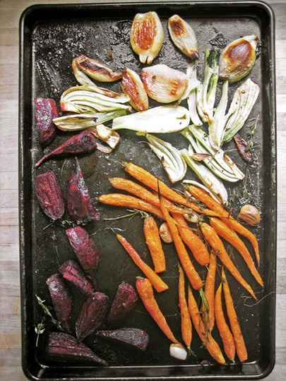 20 Recipes for Roasted Vegetables