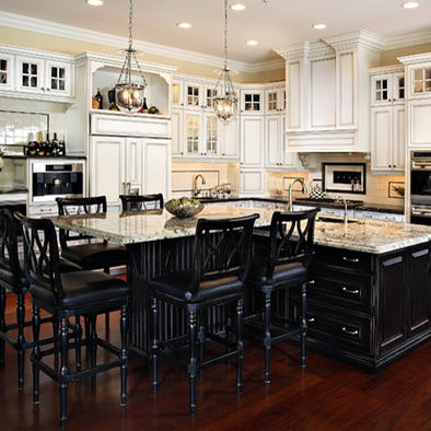 L Shaped Kitchen With Island Designs Mesmerizing Design Review