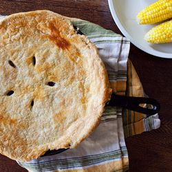 ... , Beef & Potato Pie...sounds perfect for this meat and potato girl