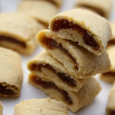 homemade fig bars | dessert | Pinterest
