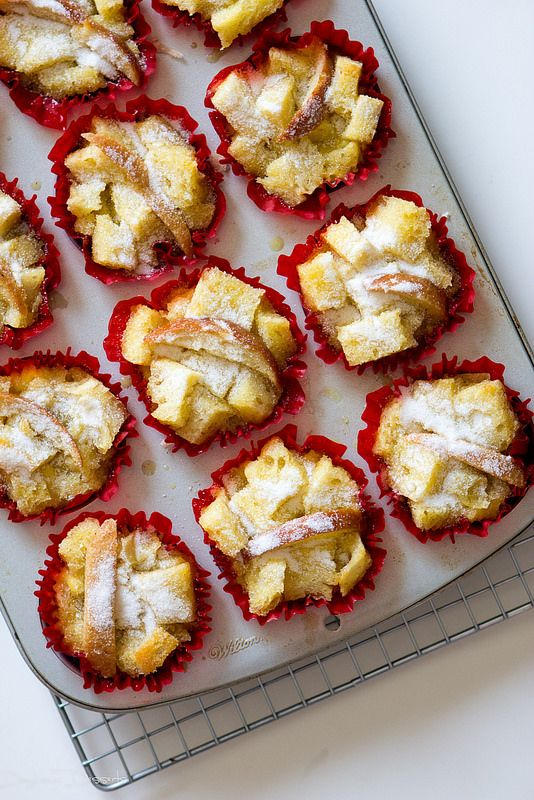 British Bread and Butter Pudding | | dessert things | | Pinterest