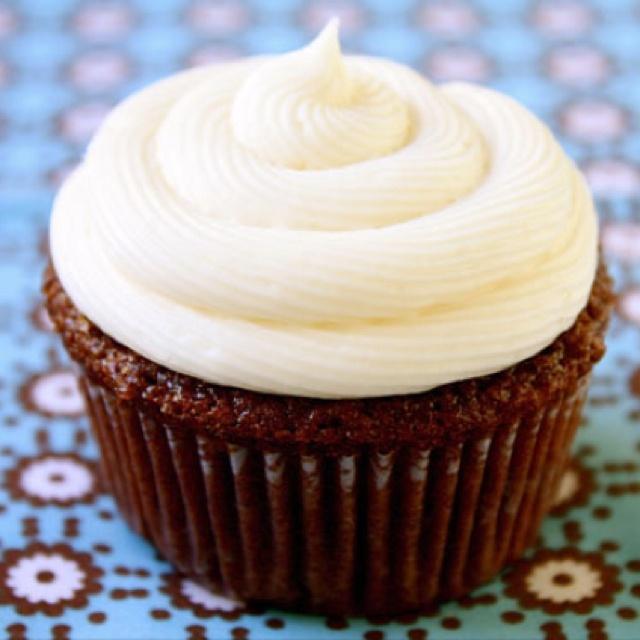 Guinness cupcakes | Insatiable appetite | Pinterest