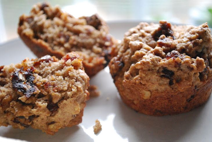 Cinnamon, Date, and Walnut Muffins | Fashion | Pinterest