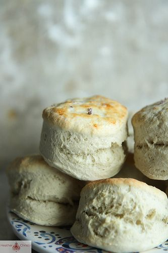 Blue Cheese Biscuits by Heather Christo, via Flickr
