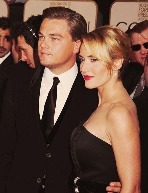 Kate Winslet and Leonardo DiCaprio | Leonardo DiCaprio ... Leonardo Dicaprio And Kate Winslet