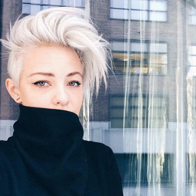 The Freshest Pixie Cut Ideas From Instagram