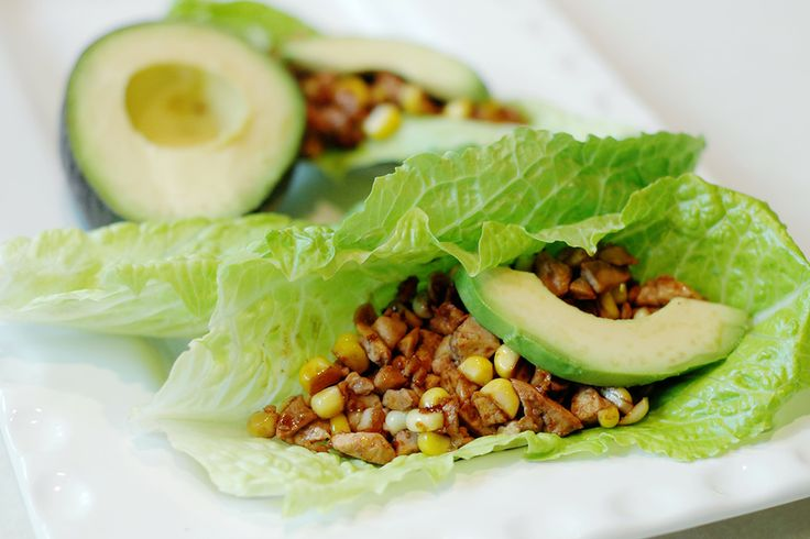 Vegetarian lettuce wraps! (easy) | Culinary Delights: Sandwiches, Pan ...