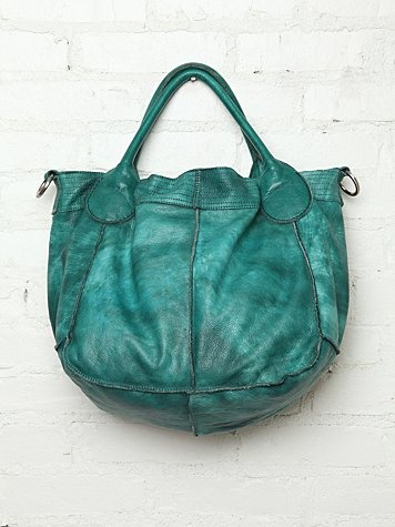 Lina Leather Tote-I need this bag!