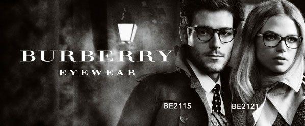 Burberry men and womens fashion glasses - Dr Jorge A. Benavente