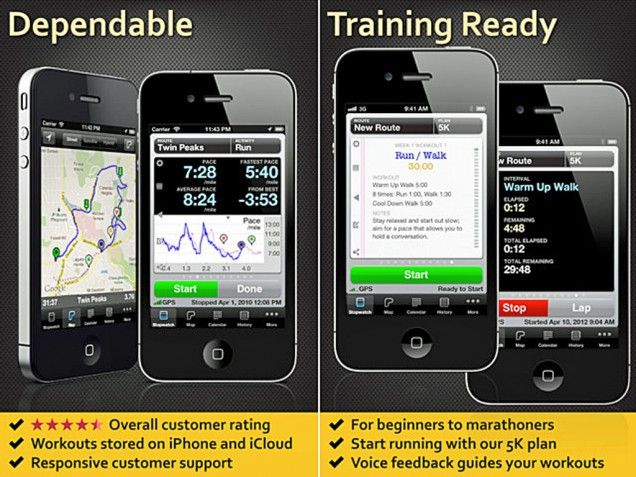 best gps run tracker app iphone