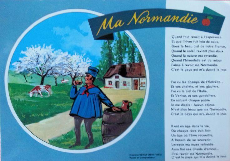Résultat d'images pour j'irai revoir ma normandie